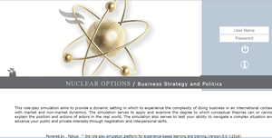Nuclear Options Simulation